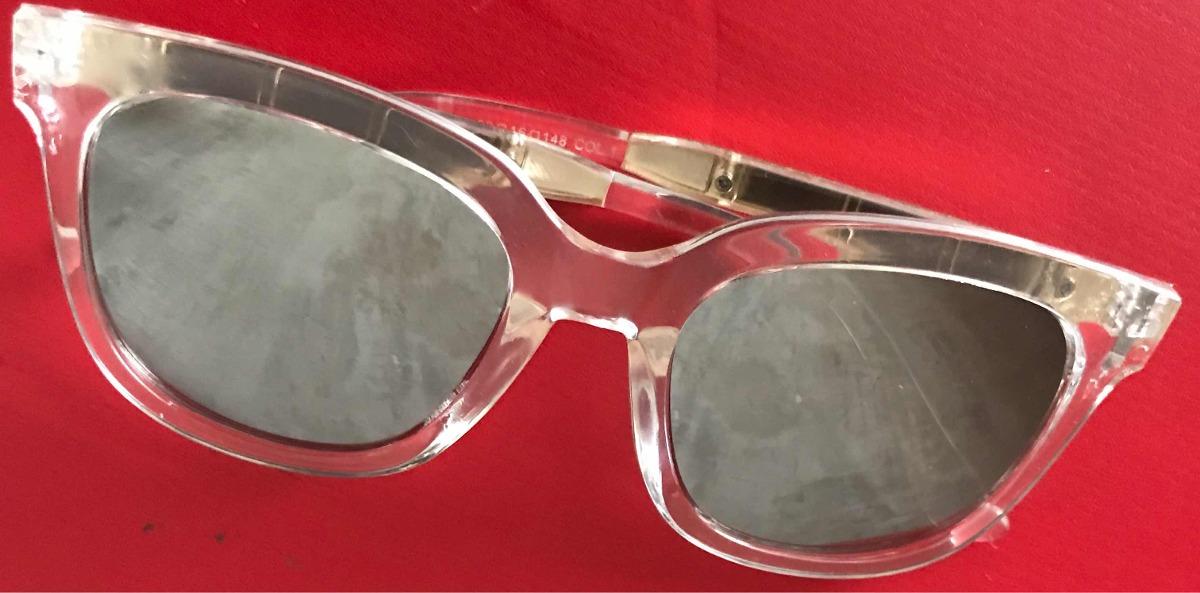 c8639bbe2d Gafas De Sol Montura Color Transparente Nuevas Originales - $ 95.000 ...