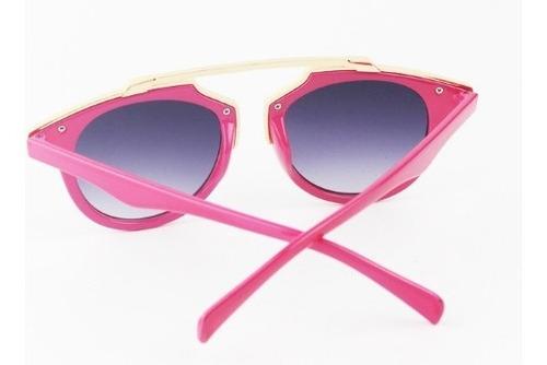 gafas de sol mujer de moda con proteccion uv 400 + forro
