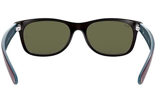 a821a83970cf1 Gafas De Sol No Polarizadas Ray-ban Rb2132 New Wayfarer