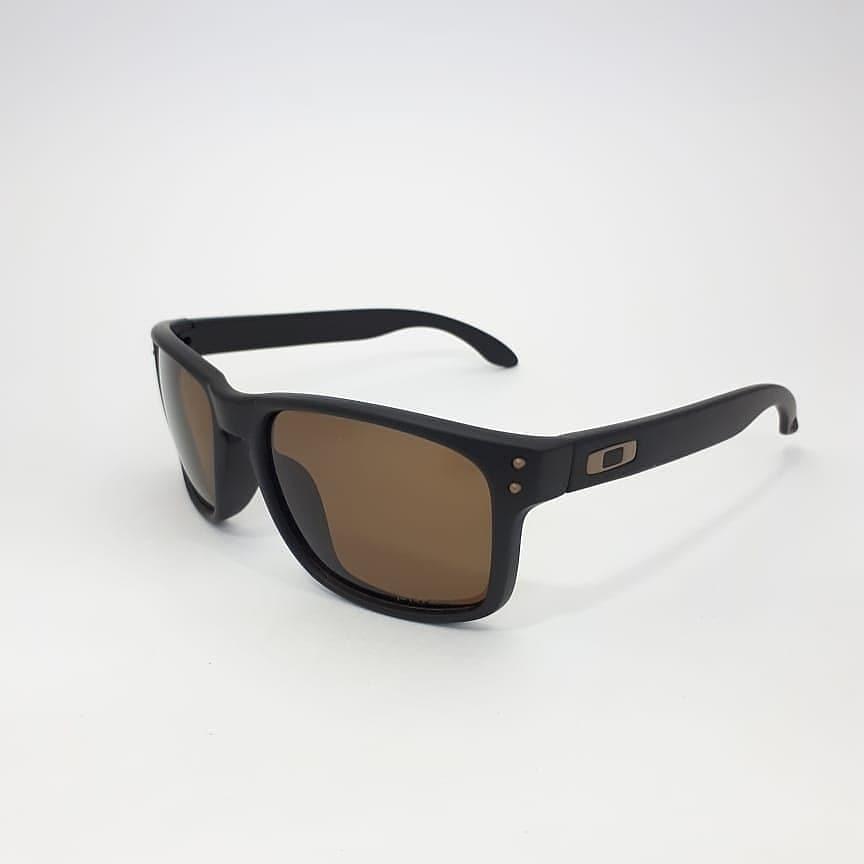 66eb48d4abfb1 Gafas De Sol Oakley En Acetato Negro P -   350.000 en Mercado Libre