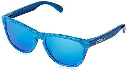 oakley frogskins azules