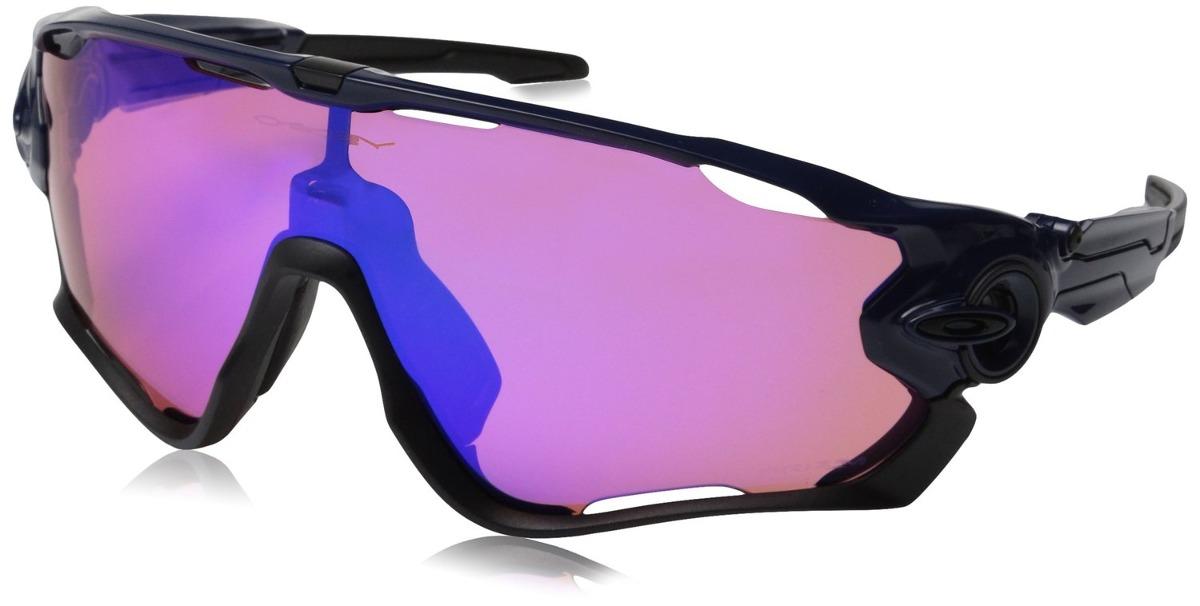 Gafas De Sol Oakley Jawbreaker - Lente Morado Degrade Marco ...