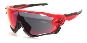 De Jawbreaker Sol Rojo Oakley Negro Gafas QrCWdBoex