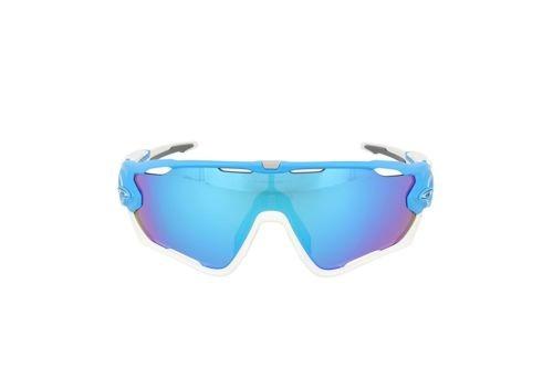 02d4f624bb9f1 Gafas De Sol Oakley Jawbreaker Sky Blue   Sapphire Iridium ...