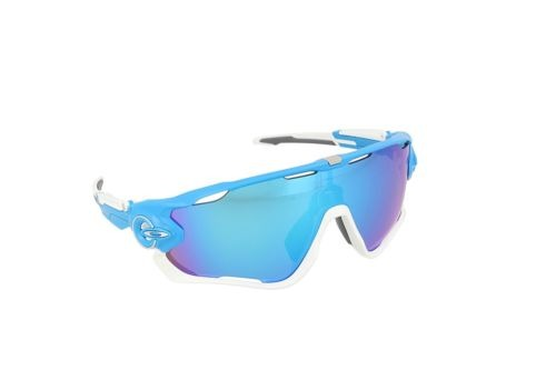 e1640103156bb Gafas De Sol Oakley Jawbreaker Sky Blue   Sapphire Iridium -   5