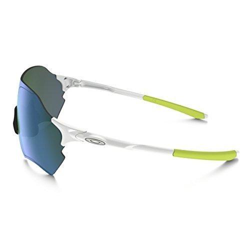 gafas de sol oakley unisex (a) evzero range greenfield-chrom