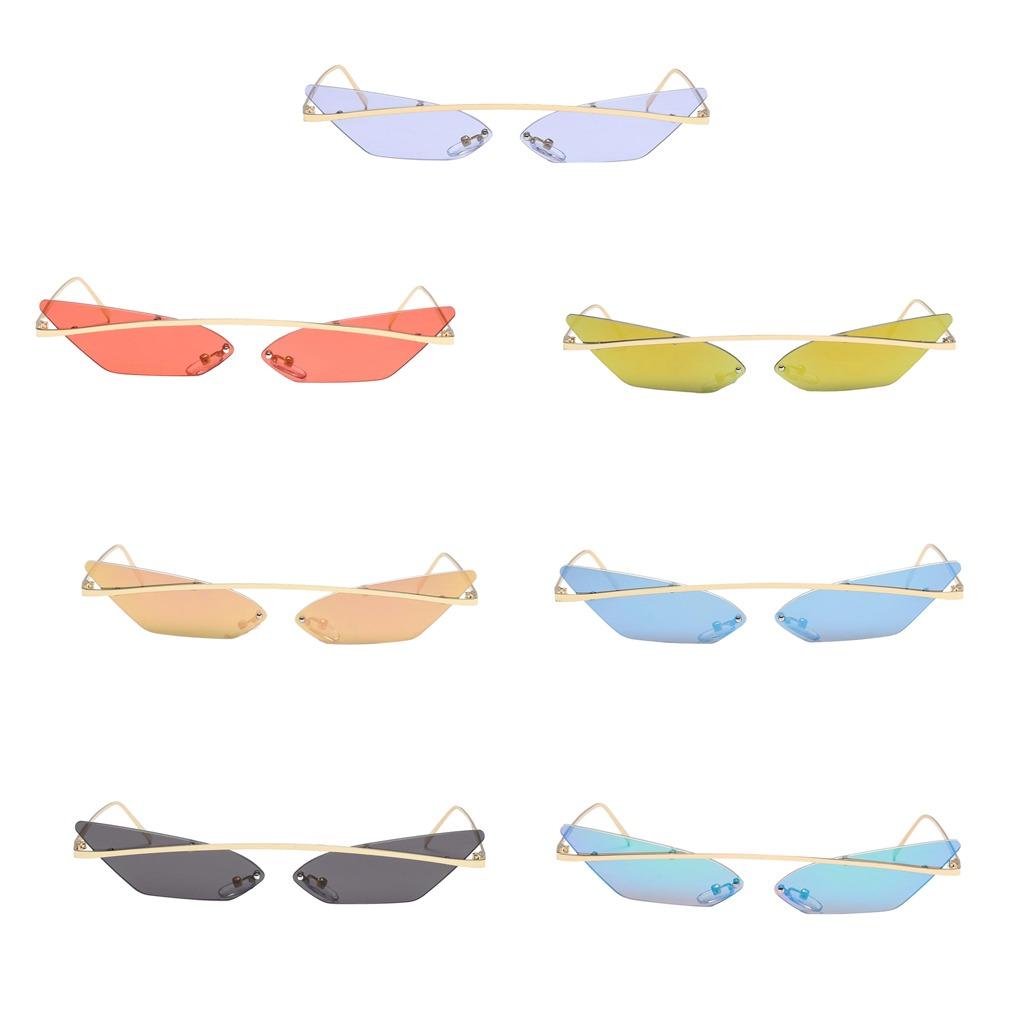 gafas de sol ojos de gato lente transaprente protección so. Cargando zoom. 7591738986de