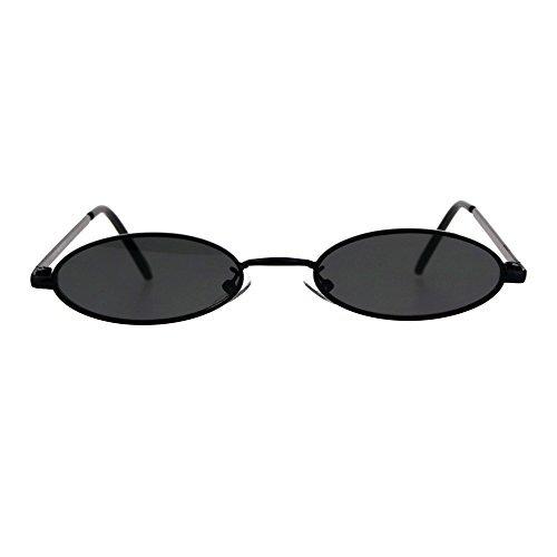 1ff953b7c0 Gafas De Sol Ovaladas Y Redondas De Metal Para Hombre - $ 33.990 en ...