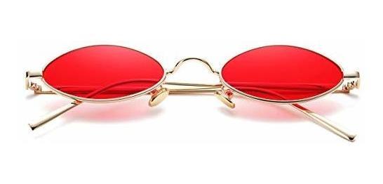 De Ovales Vintage Sol Hombres Gafas Pequeñas Mujeres Hi Para BrCexWdo