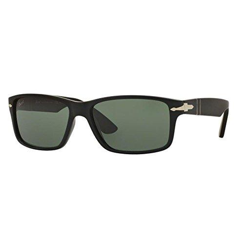Gafas Negro Mate Sol Hombre De Persolpo3154Plástico Para e9WEDYIH2