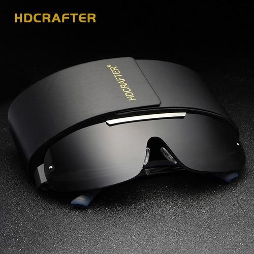 gafas de sol para hombre polarizadas vision hd 100% original