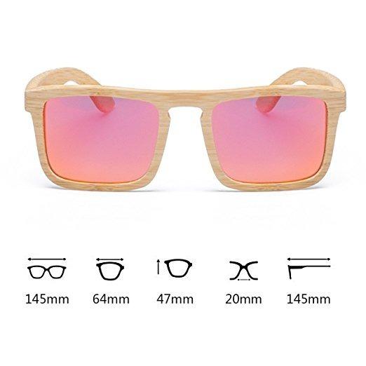 8a619db84d Gafas De Sol Para Hombres Con Protección Uv400 Wish Club 3 ...