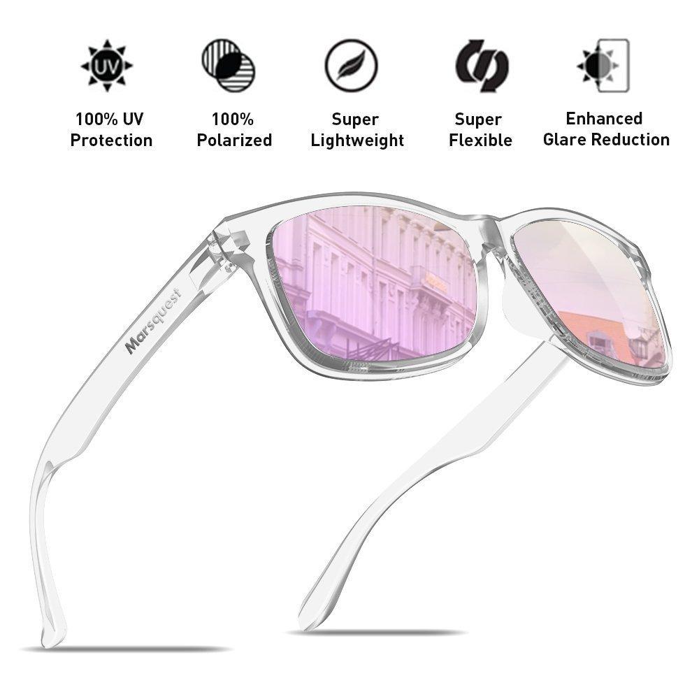 Polarizadas Para Marsquest Gafas Marca Hombres De Sol 0kPwnO