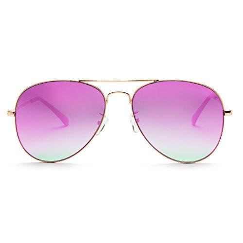 Sol Para De V Mujer Bye Mo Gafas Aviator Designer ZiPkOXu