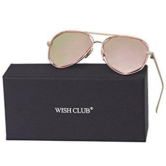 83fcafa45f Con Protección Uv400 Wish Para 3 Gafas De Club Mujeres Sol UzpVSM
