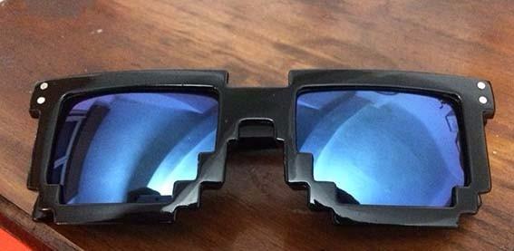 aad8cb4ae8 Gafas De Sol Pixeladas Geeks Unisex 8 Bits - $ 950,00 en Mercado Libre