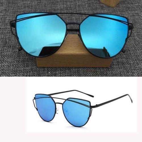 fb0d0cd5a5 Gafas De Sol Polarizadas Azul Verde Para Mujer Regalo - S/ 29,00 en ...