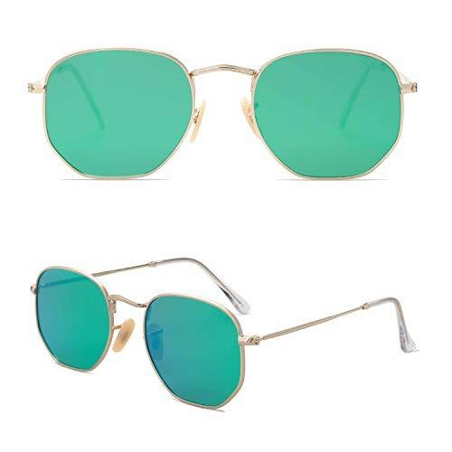 6f86dbdaa0 Gafas De Sol Polarizadas Cuadradas Pequeñas De Sojos Para ...