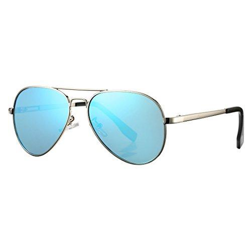 299b718967 Gafas De Sol Polarizadas De Aviador Para Cara Pequeña Prote ...