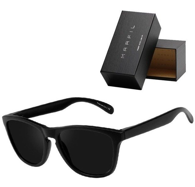 a7bd6932a7 Gafas De Sol Polarizadas Negro Marfil Titan - $ 99.900 en Mercado Libre
