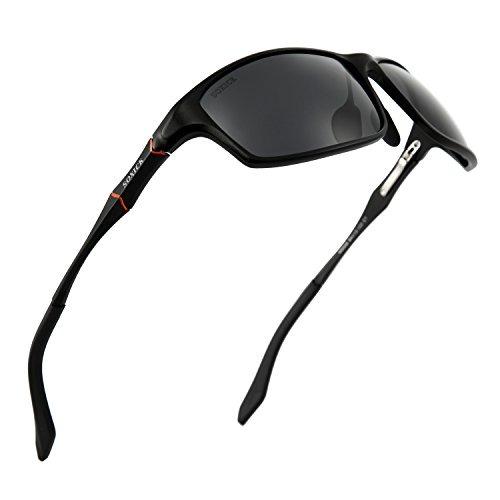 De Polarizadas Lentes Hombres Gafas Sol Para K1Jcul35TF