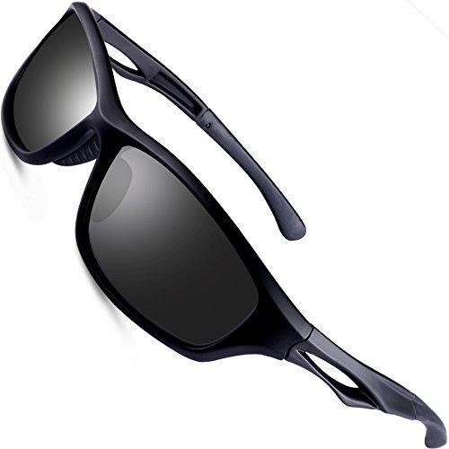 40cbab973e Gafas De Sol Polarizadas Para Hombres - Wearpro Sports Ga... - $ 370.000 en  Mercado Libre