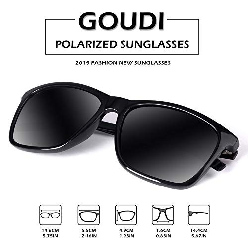 e95430b9b Gafas De Sol Polarizadas Para Hombres Y Mujeres, Gafas De S ...