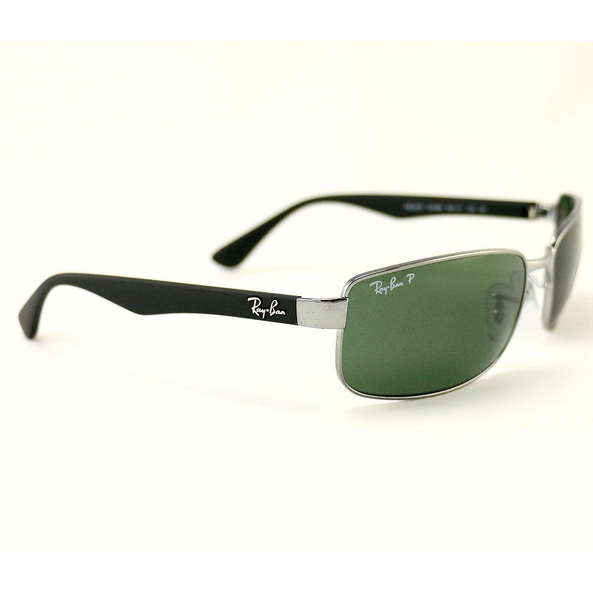 4be4f4f918 Gafas De Sol Polarizadas Ray-ban Rb3478 Gunmetal / Green Cl ...