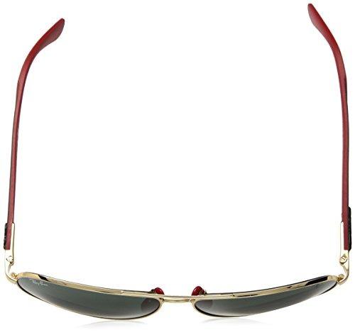 20e3bb7f577 Gafas De Sol Polarizadas Rayban Rb8313m Scuderia Ferrari Col ...