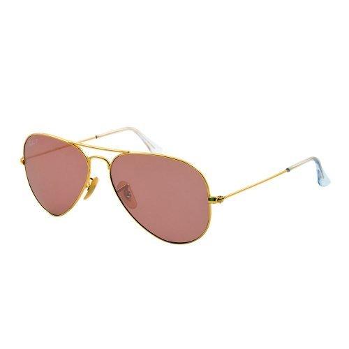 59bea8af94f6f Gafas De Sol Polarizadas Sin Espejo Ray-ban 3025 Aviator -   129.990 ...