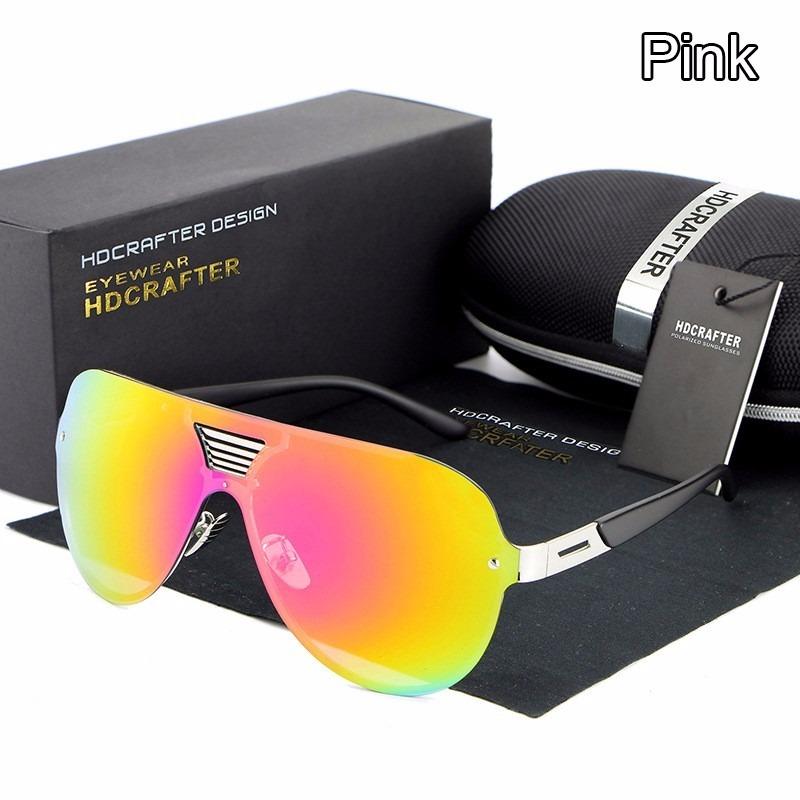 Gafas De Sol Polarizadas Sin Montura Marco - S/ 79,00 en Mercado Libre