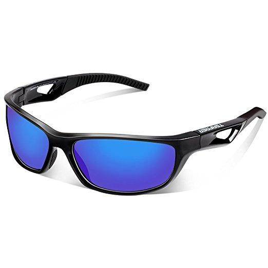 3eae355850 Gafas De Sol Polarizadas Unisex Tsafrer Deportivas Para Homb ...