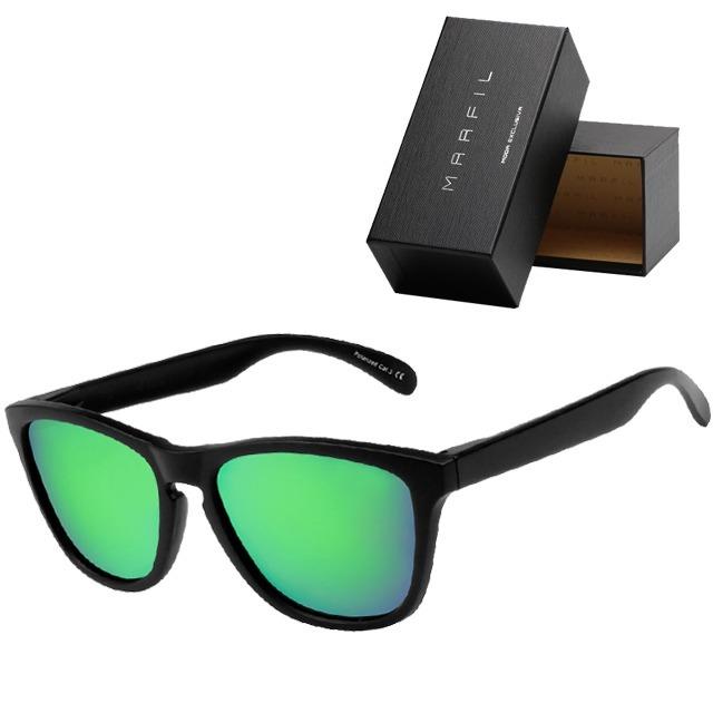 059e793081 Gafas De Sol Polarizadas Verde Marfil Titan - $ 99.900 en Mercado Libre