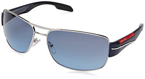 Sport Prada Ps53ns MarcoPlata Sol Gafas Lente Azul De Tl1K3cFJ