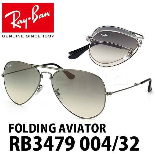 548293b0e69d0 Gafas De Sol Ray Ban 100% Original Aviator Plegables Rb3479 ...