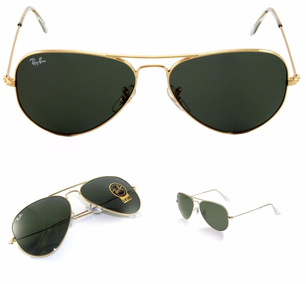 gafas de aviador ray ban mercadolibre