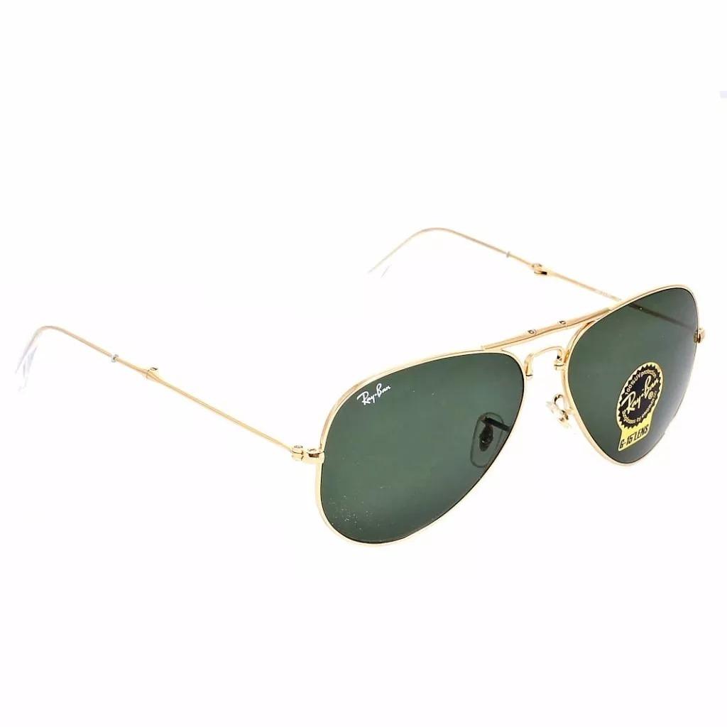 69841e9bfa gafas de sol ray ban aviator gold 3479 hombre y mujer orig. Cargando zoom.
