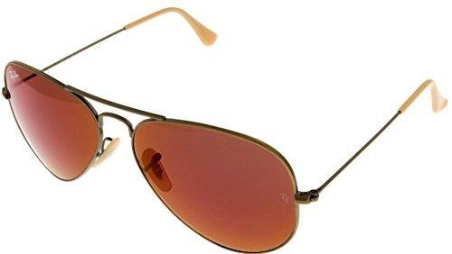 7c15a47891 Gafas De Sol Ray Ban Aviator Gold Para Mujer Rb3025 167 / 2k ...