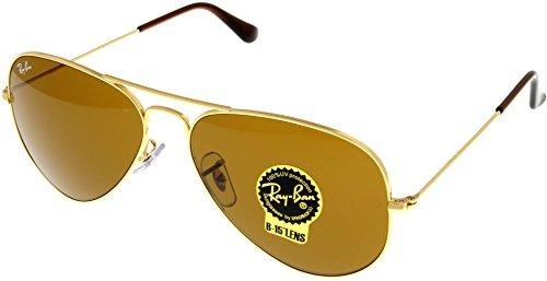 Gafas De Sol Ray Ban Aviator Gold Unisex Rb3025 001 33 -   220.990 ... 5574928d08