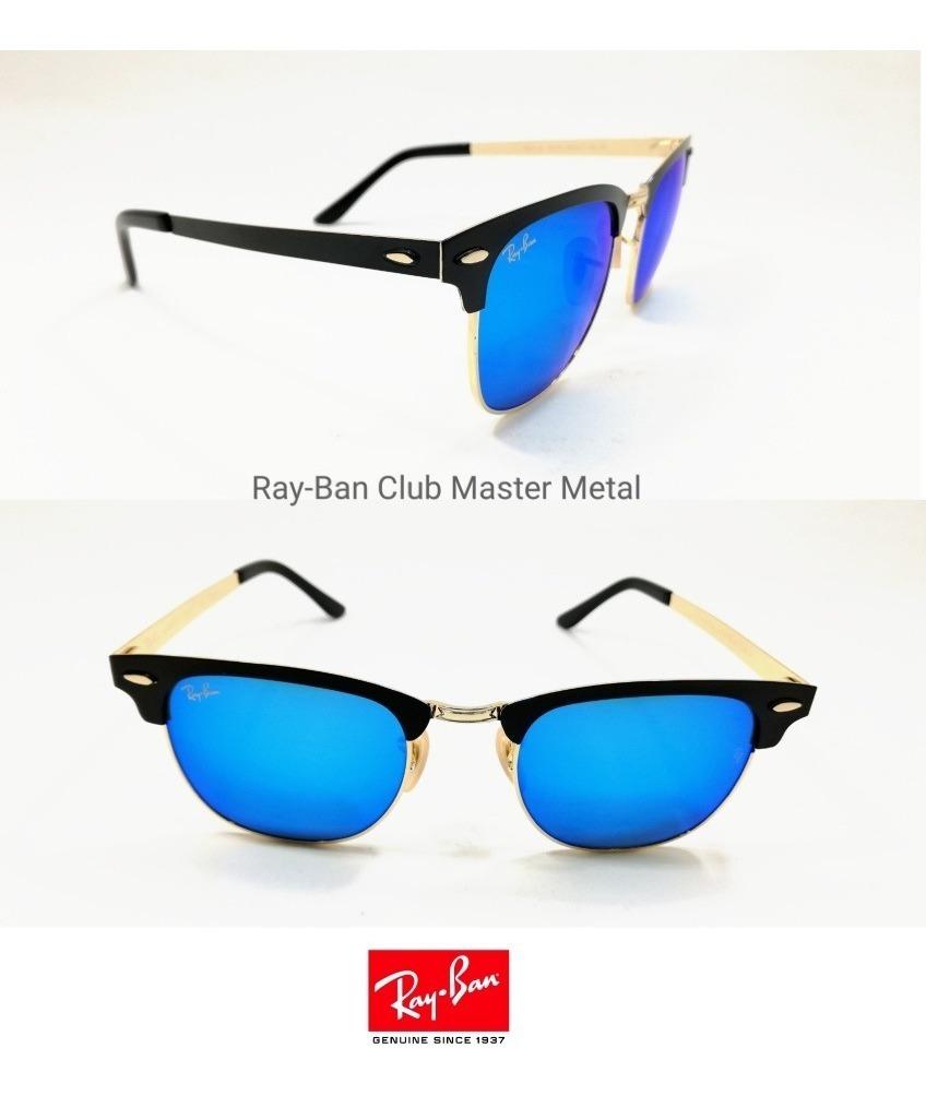 Ray Master De Rb3716 Ban Gafas Club Sol Metal bf7gYyv6