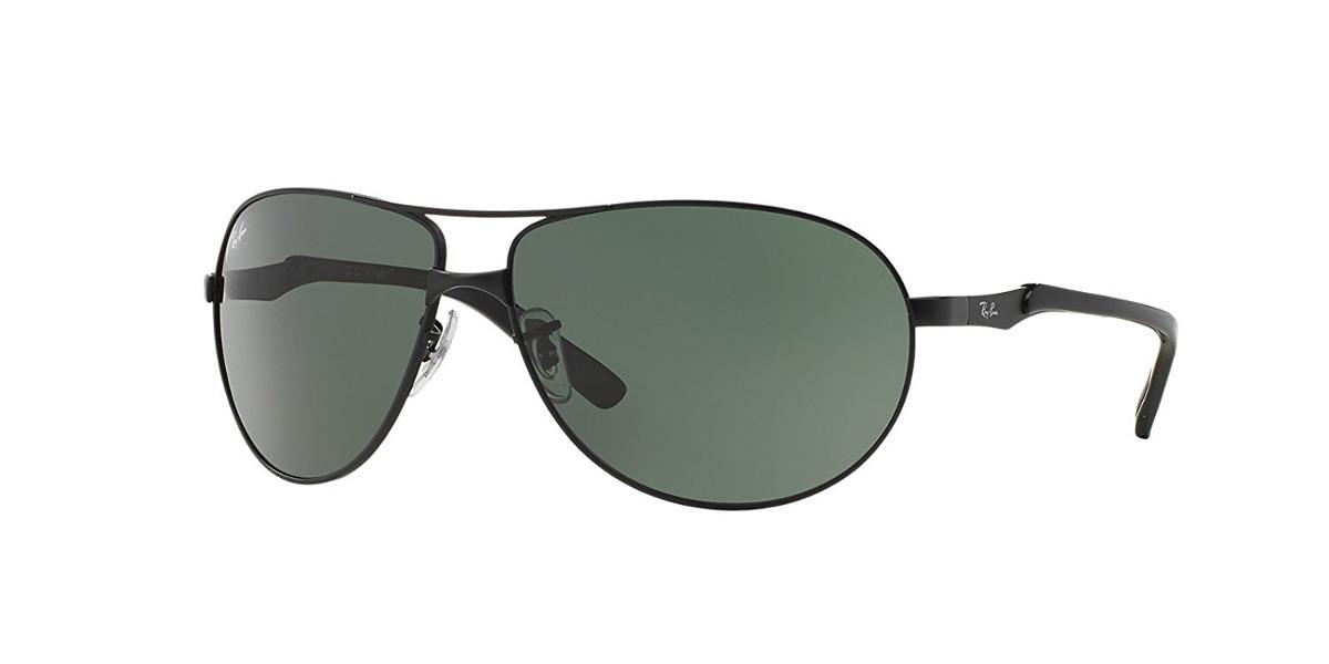 Gafas De Sol Ray-ban Rb /71- Lente Negro Marco Negro - $ 198.700 en ...