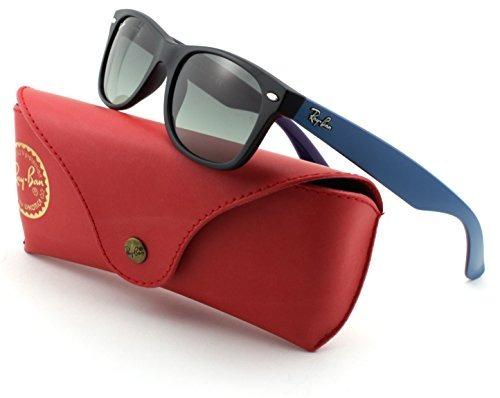 Gafas De Sol Ray-ban Rb2132 New Wayfarer Marco Negro Mate -   968.900 en  Mercado Libre 30d38da3dd04