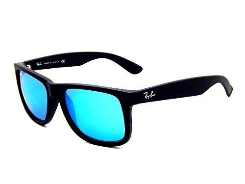 Ray Negro227 Ban De Rb4165 Sol Espejo Con Gafas 990 62255 VUzMpS