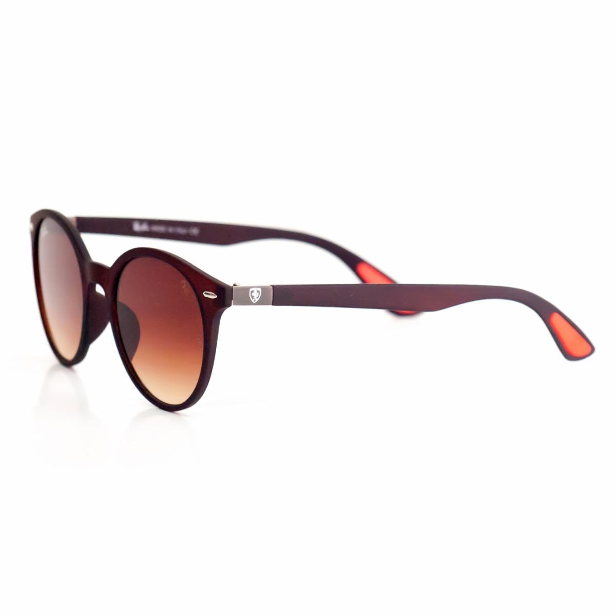 c627e5a1e6 gafas de sol rayban ferrari collection negra y café | uv400. Cargando zoom.