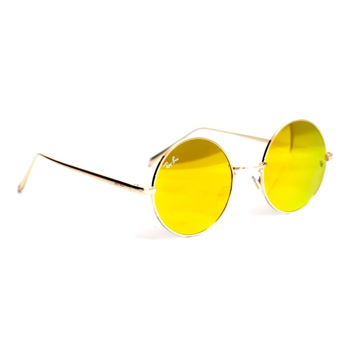 c0967ec49a gafas de sol rayban ja-jo gold rb3592 | varios colores uv400. Cargando zoom.