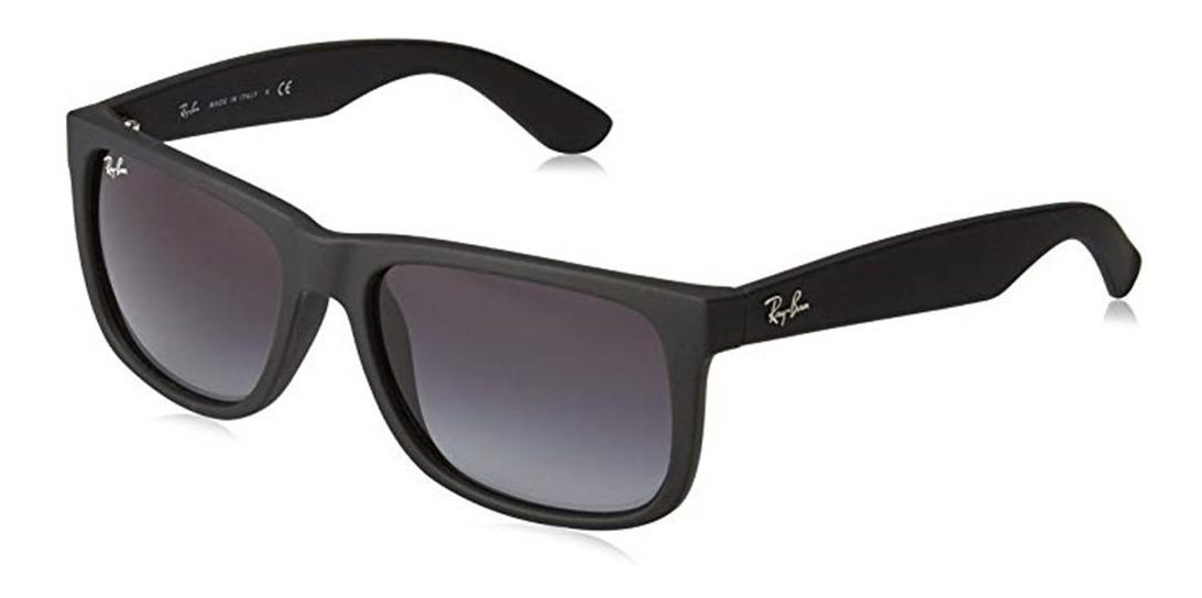 de9c32b3c8 Gafas De Sol Rayban Justin Rb4165 Negra 3p Originales - $ 159.900 en ...