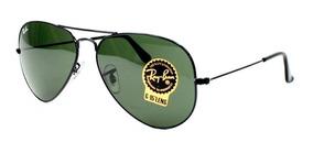 beb7969d27 Gafas De Sol Rayban Piloto Rb3025 Lente G15 Originales