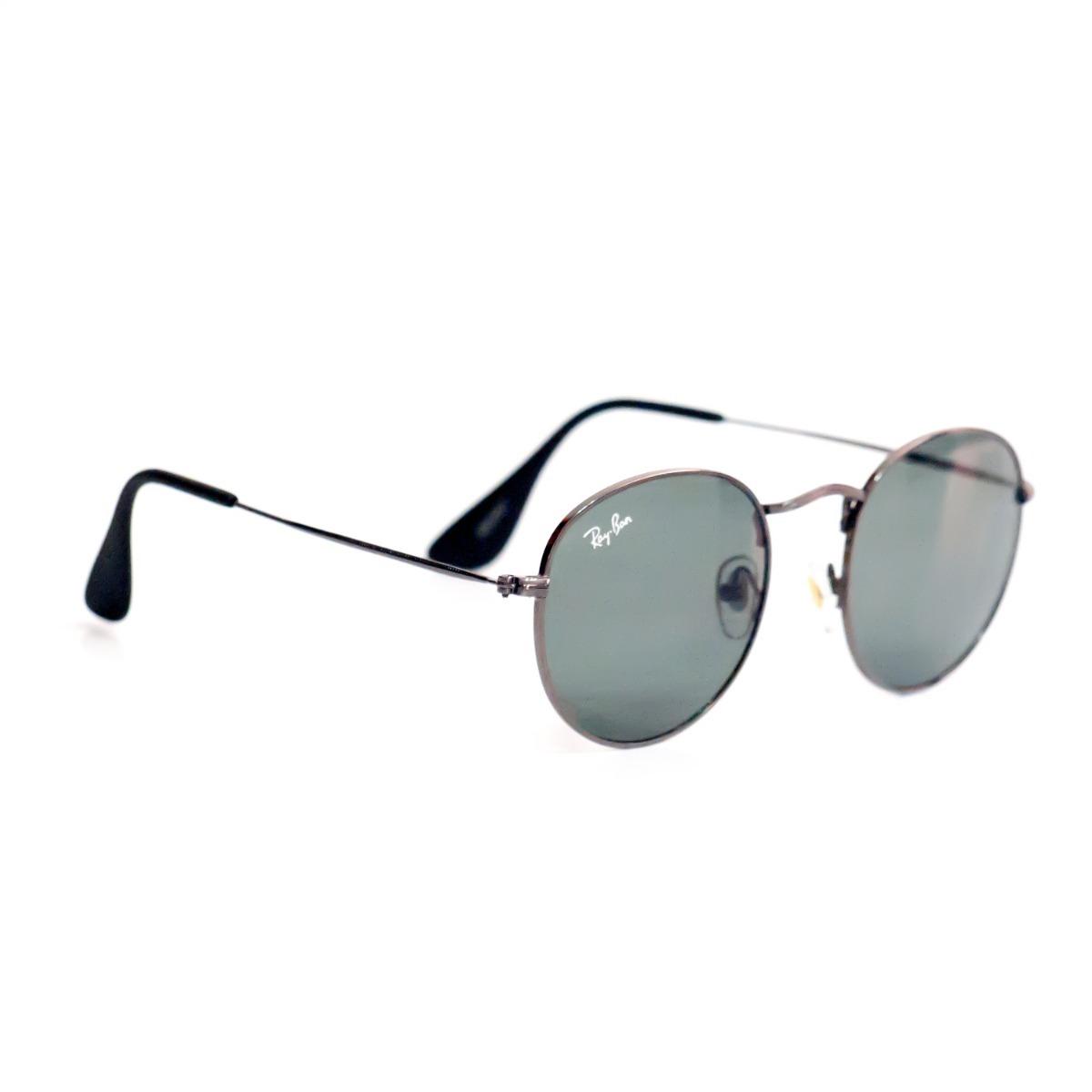 fb65f69620 Gafas De Sol Rayban Round Metal - Jhon Lenon Harry Potter - $ 59.000 ...