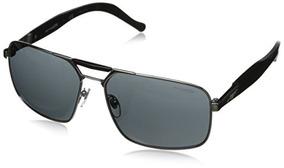 ed73f78f40 Gafas De Sol Rectangulares Arnette Smokey, Plata Satinada Co