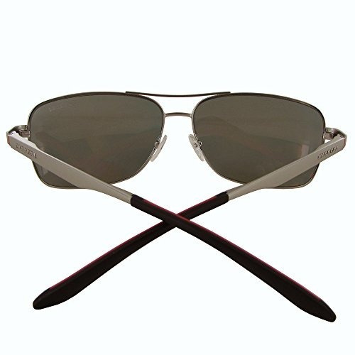 451604f4fc Gafas De Sol Rectangulares Carrera Polarized Ca8014s Para H ...